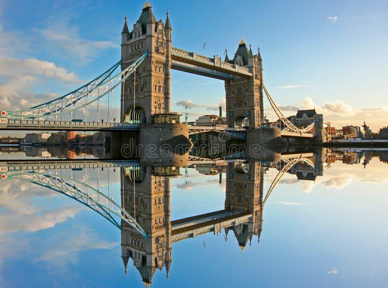 De Brug Londen van de toren royalty-vrije stock foto's