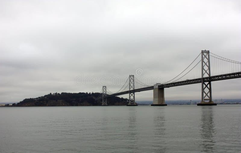 De Brug San Francisco van de baai royalty-vrije stock afbeeldingen
