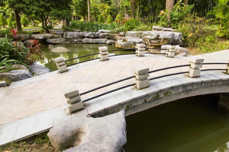 Download De brug van de steen stock foto. Afbeelding bestaande uit stil - 29510710