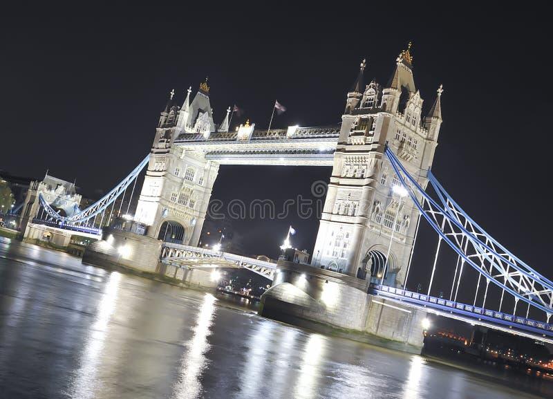 De brug van de toren stock foto