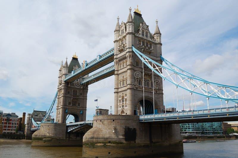 De torenbrug in Londen royalty-vrije stock foto