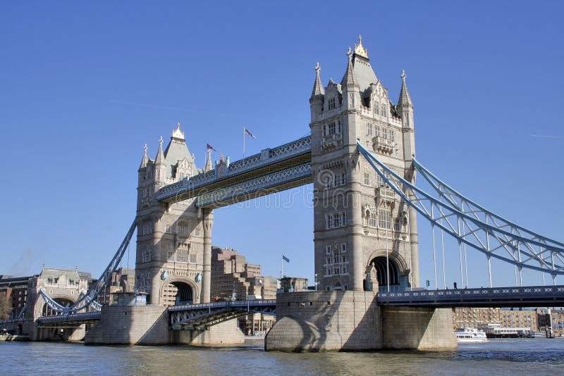 De Brug van de toren, Londen royalty-vrije stock afbeelding