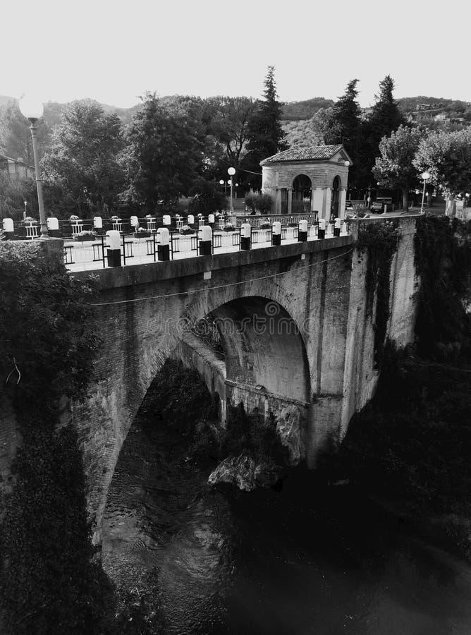 De brug van hoop royalty-vrije stock afbeeldingen