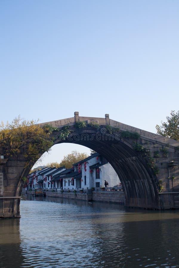 De brug van Kiyona stock afbeeldingen