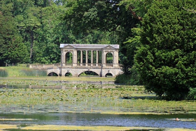 De Brug van Palladian royalty-vrije stock afbeelding