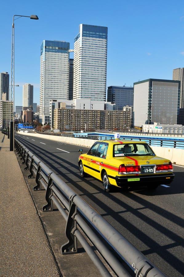 De brug van Tokyo stock foto's