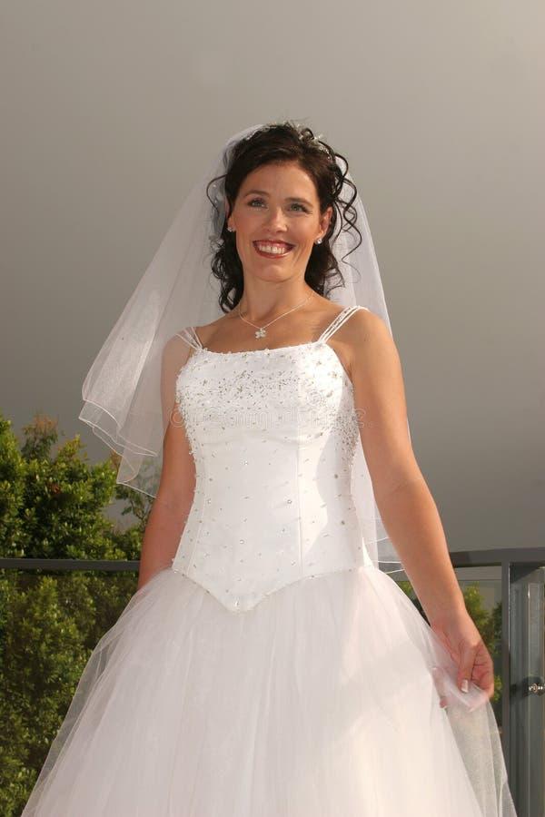 De Bruid van het huwelijk stock foto's