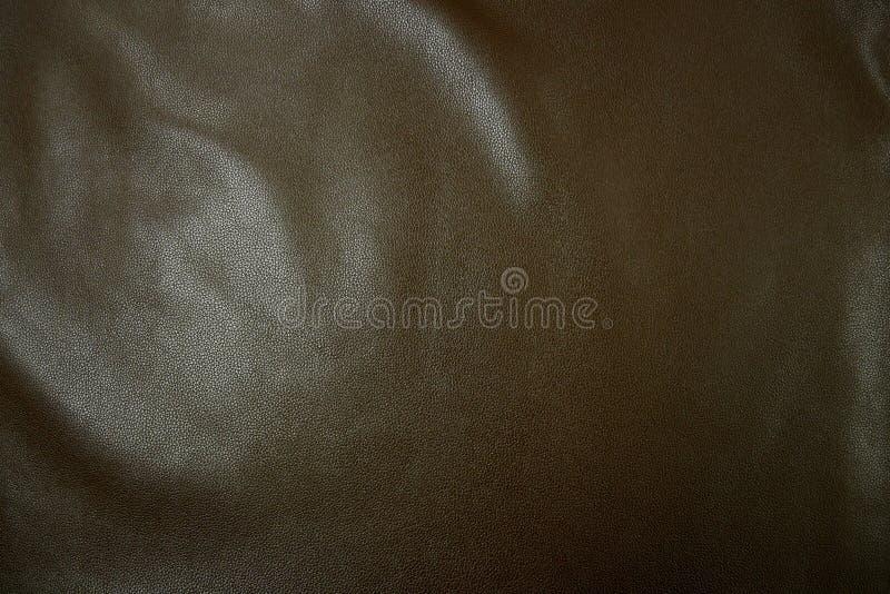 De bruine Achtergrond van het Leer stock afbeeldingen