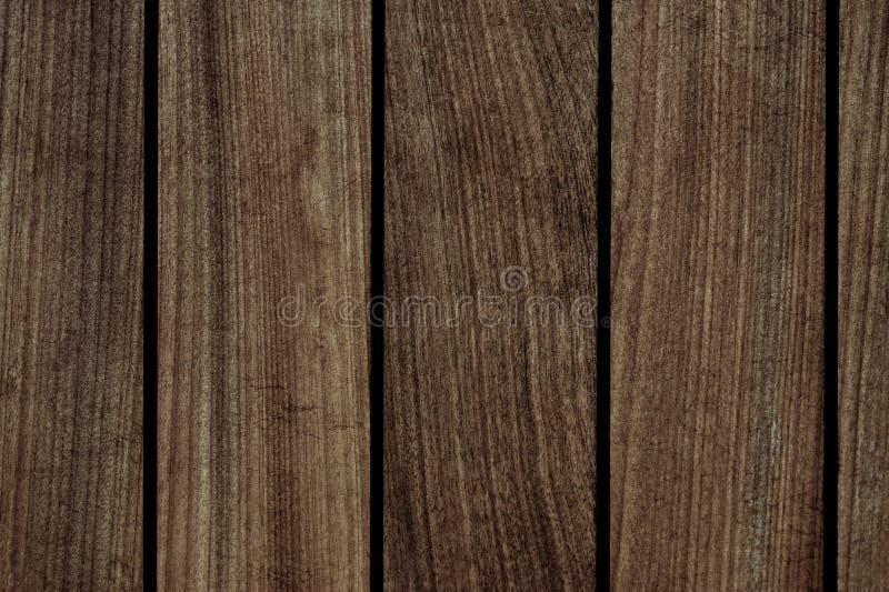 De bruine houten achtergrond van de textuurbevloering royalty-vrije stock afbeeldingen