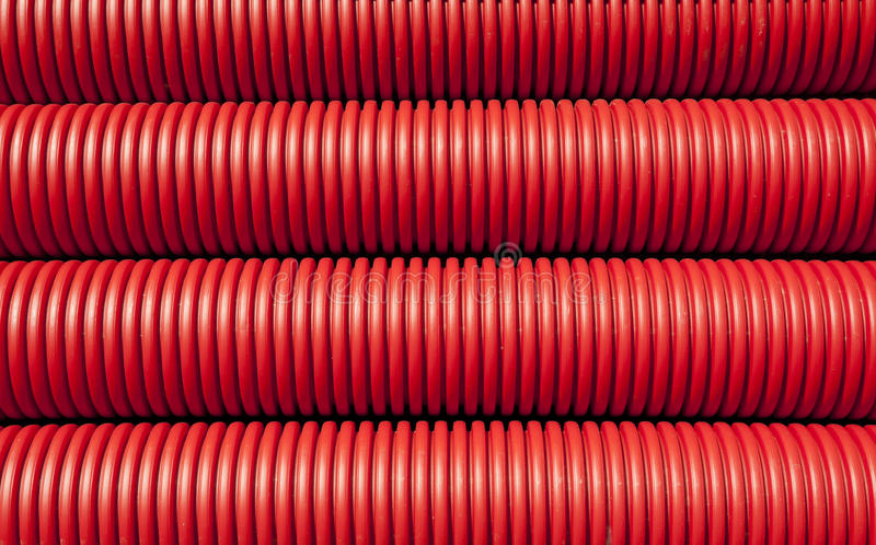 De buizen van het loodgieterswerk stock fotografie