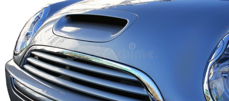 De Bumper van de auto stock foto