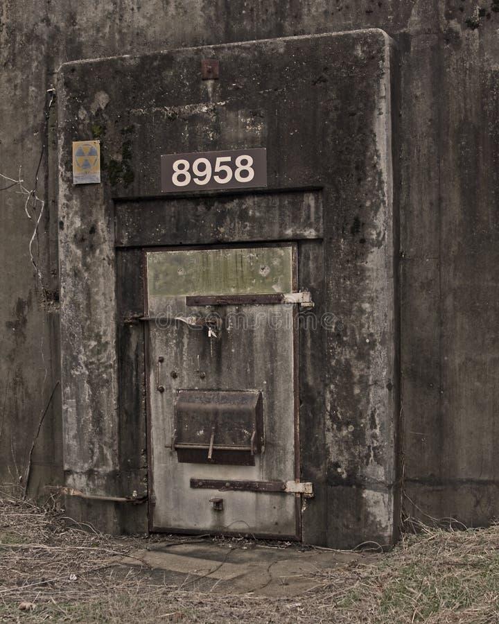 De Bunker van wapens stock afbeeldingen