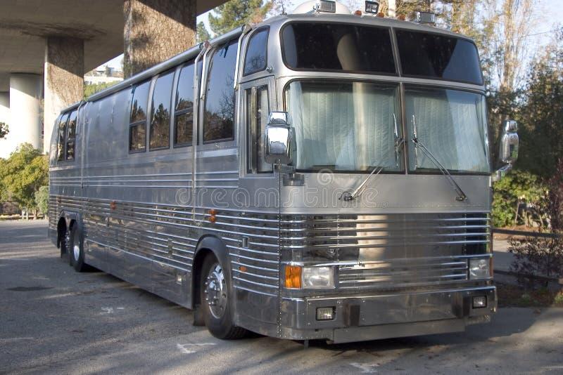 De Bus van de band royalty-vrije stock afbeeldingen