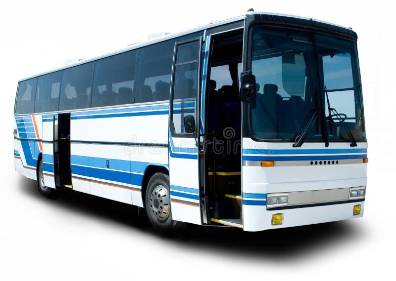 De Bus van de reis stock foto's
