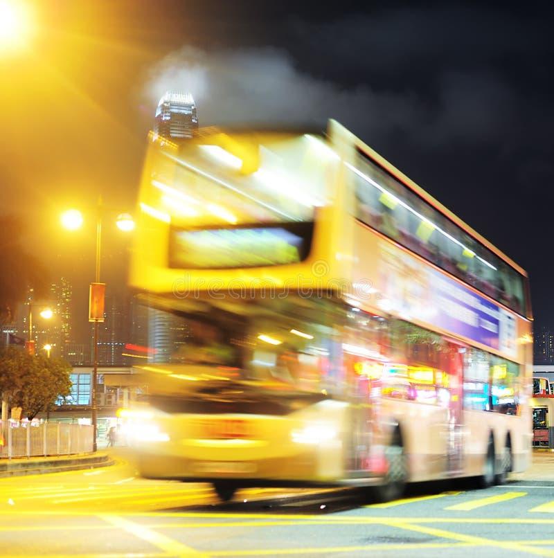 De bus van Hongkong royalty-vrije stock foto's