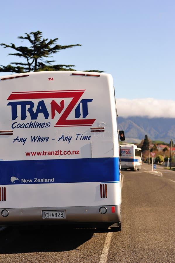 Download De Bussen Van TranZit, Nieuw Zeeland Redactionele Stock Afbeelding - Afbeelding bestaande uit toerisme, reis: 29501384