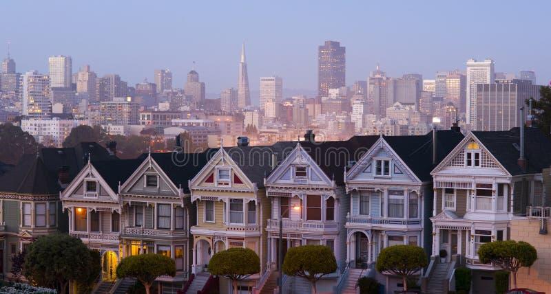 De Buurt van San Francisco royalty-vrije stock foto's