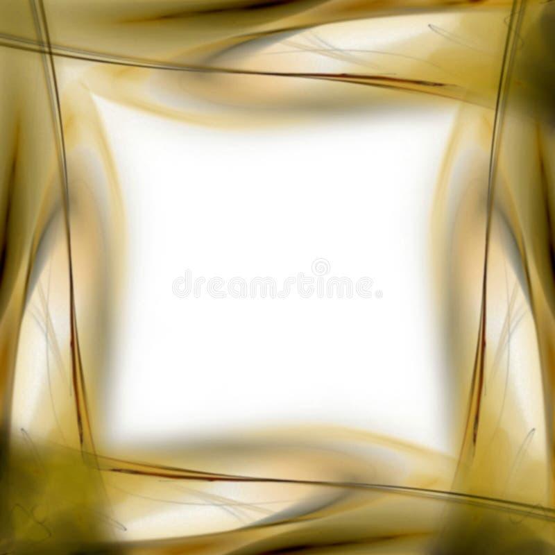or de cadre illustration libre de droits