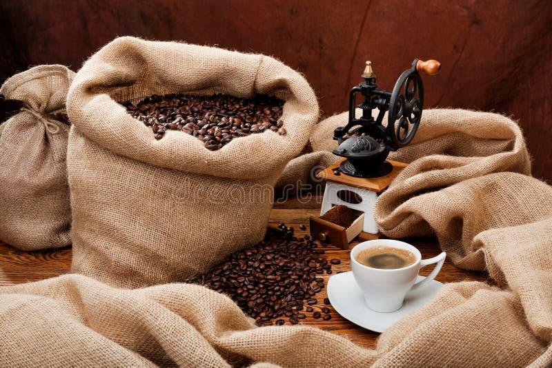 De café toujours durée images stock