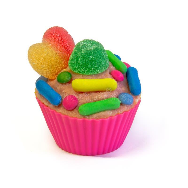 Download De cake van de kop stock foto. Afbeelding bestaande uit cake - 29501196