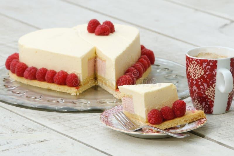 De cake van de moederdag