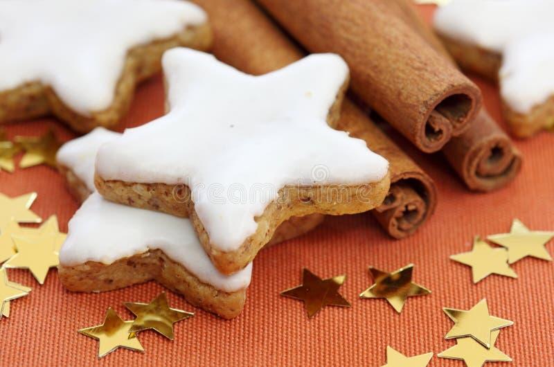 De cakes o van Kerstmis royalty-vrije stock foto