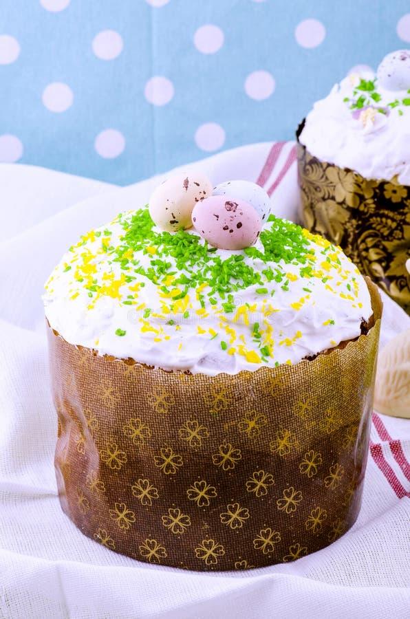 De cakes van Pasen royalty-vrije stock foto