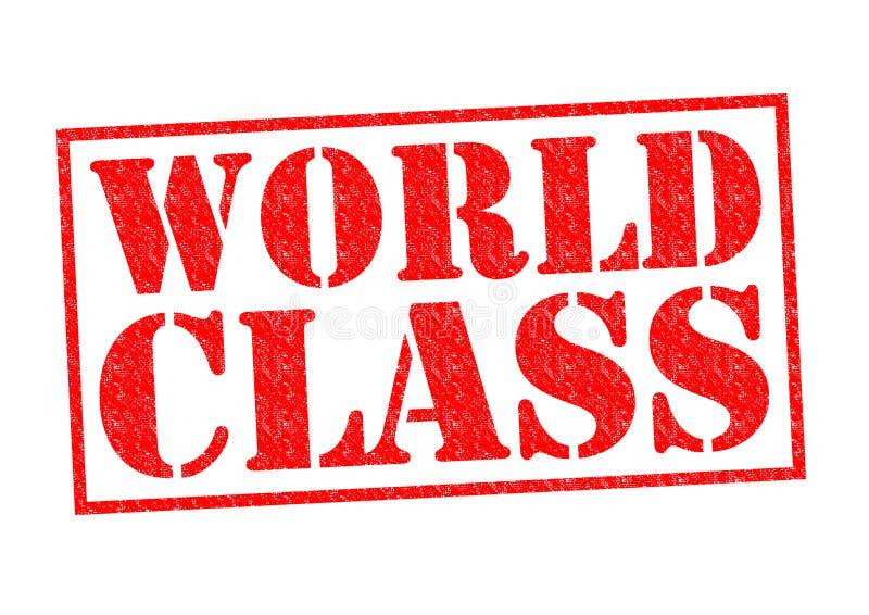 De calidad mundial stock de ilustración