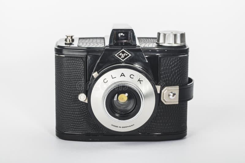 De Camera van de Agfaklik royalty-vrije stock foto
