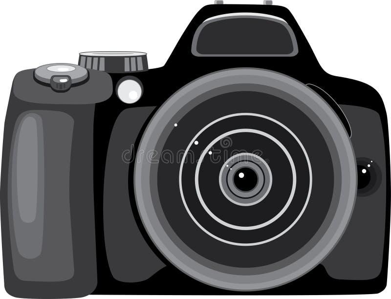 De camera van de foto vector illustratie