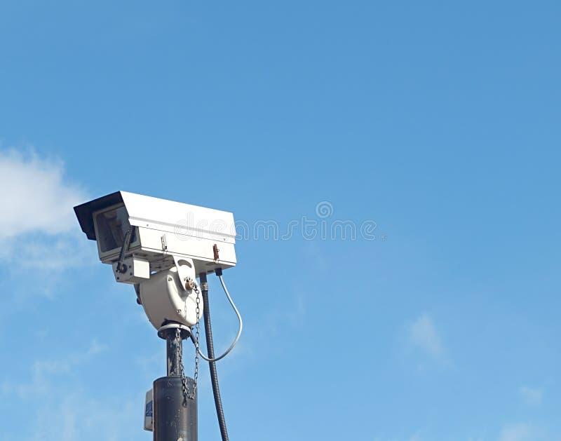 De Camera van kabeltelevisie stock afbeelding