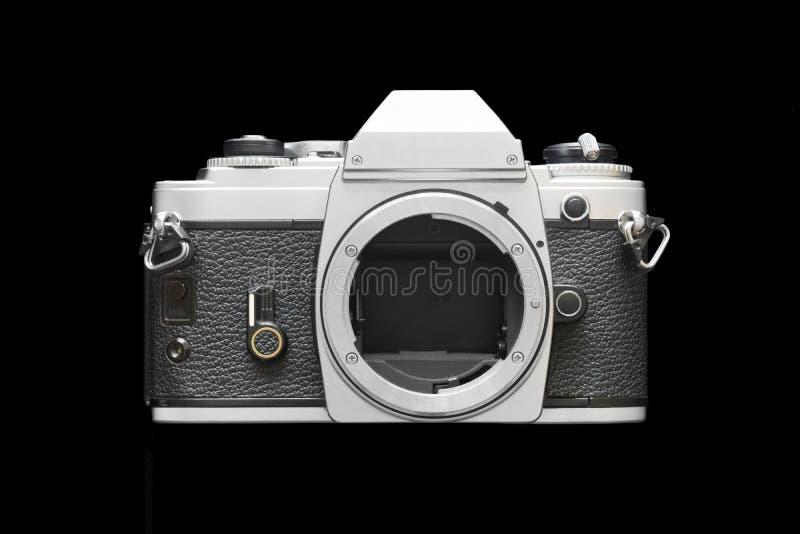 De camera van Slr royalty-vrije stock afbeelding