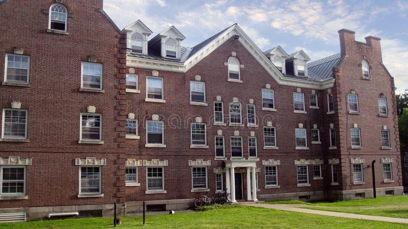De Campus van de Universiteit van Dartmouth stock fotografie