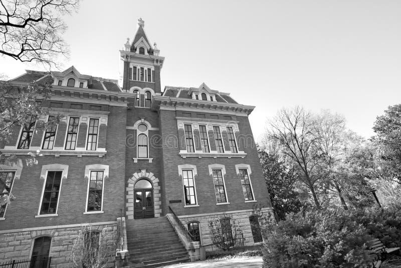 De campus van Vanderbilt stock afbeelding