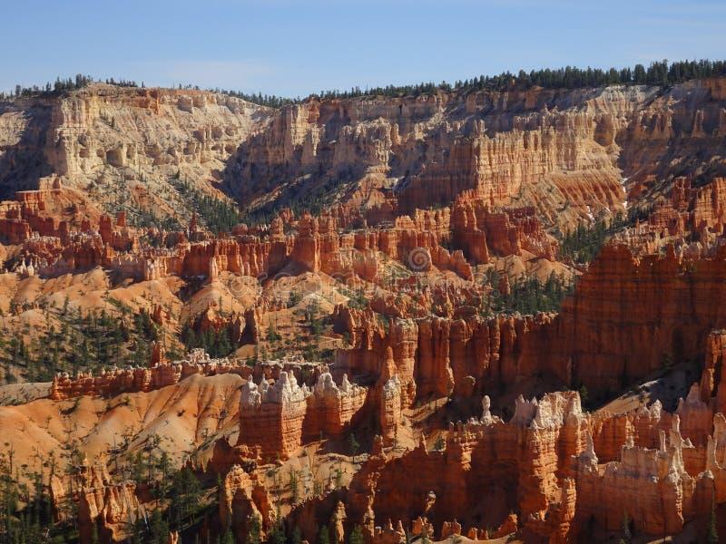 De Canion van Bryce, Utah, de V royalty-vrije stock foto's