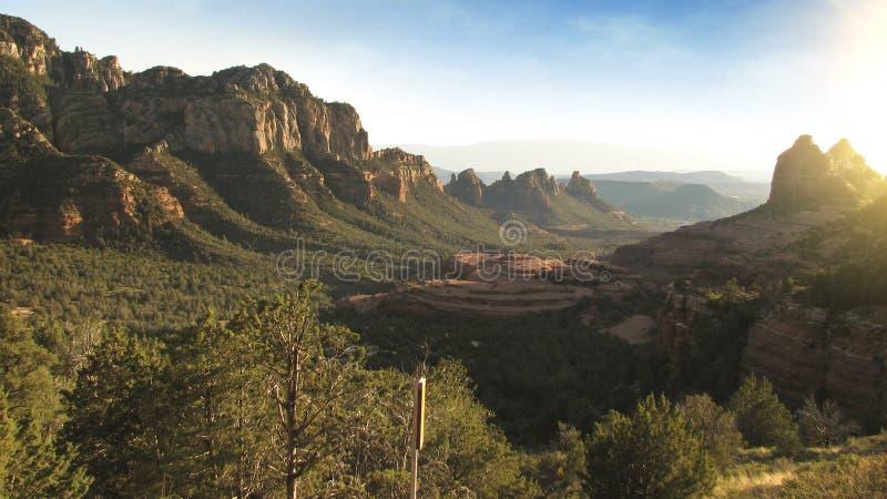 De Canion van Sedona royalty-vrije stock fotografie