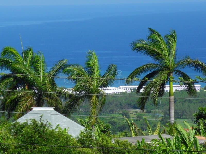 De Caraïben-overzees royalty-vrije stock afbeeldingen