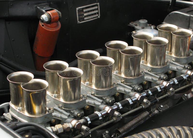De carburatoren van Tradditional royalty-vrije stock afbeelding