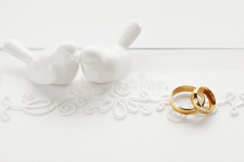 An?is de casamento fotos de stock