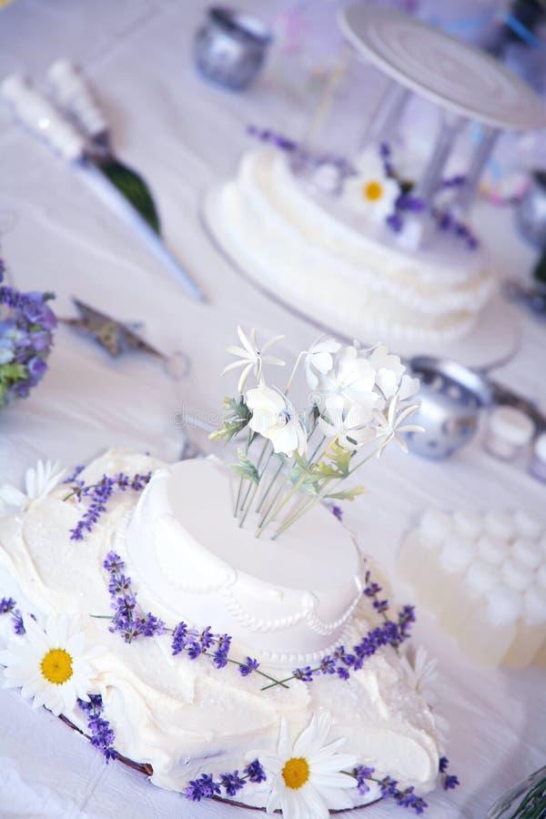 De casamento do bolo vida ainda imagem de stock royalty free
