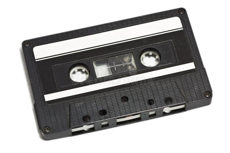 De cassette van de band royalty-vrije stock afbeeldingen