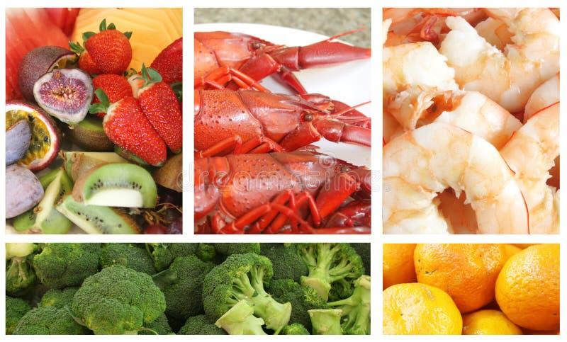 De Catering van het voedsel stock foto's
