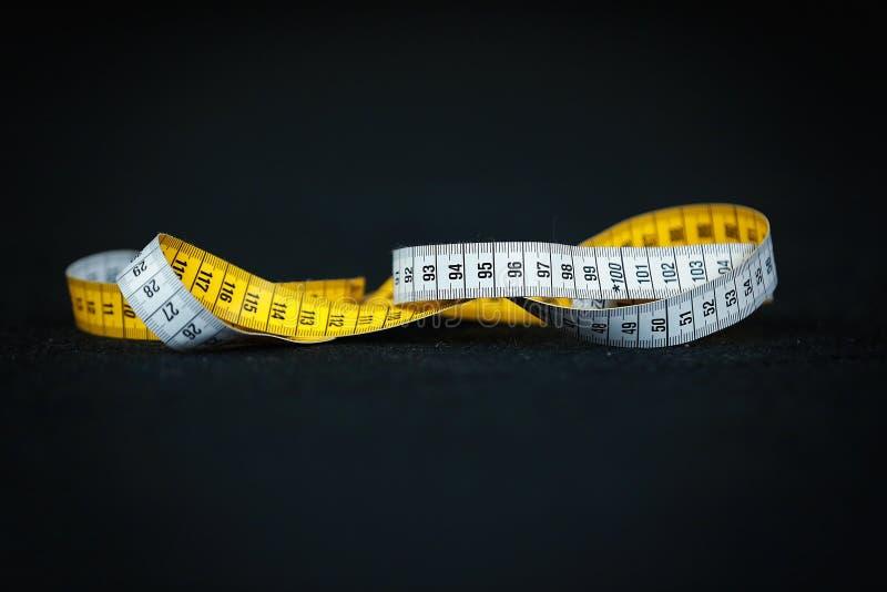 De centimeter van de maatregelenmeter royalty-vrije stock afbeeldingen