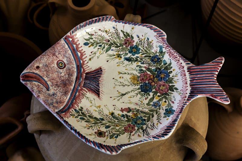De cerámica tradicional imagen de archivo libre de regalías