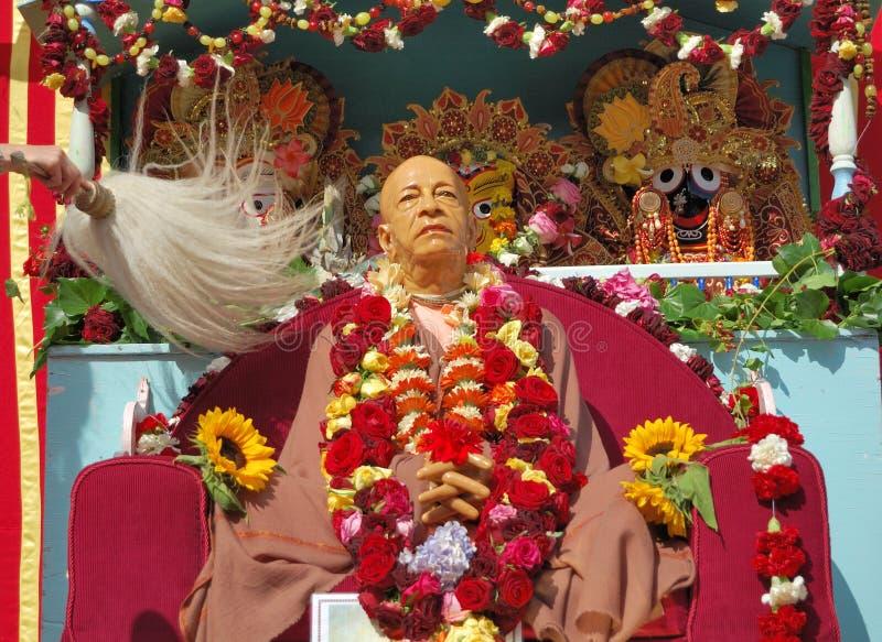 De ceremonie van Buddism royalty-vrije stock afbeelding