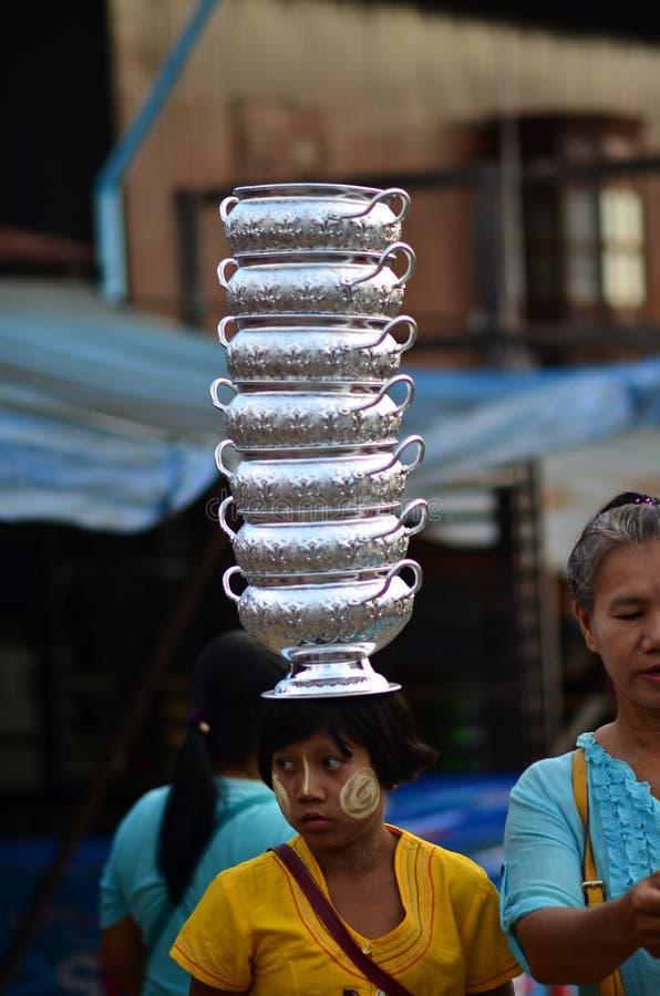 De charme van Sangkhlaburi royalty-vrije stock foto's