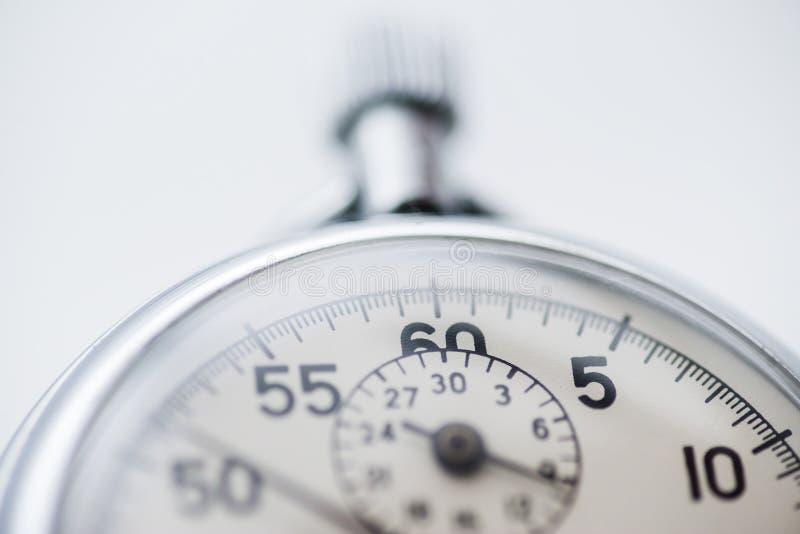 De chronometer, sluit omhoog stock foto
