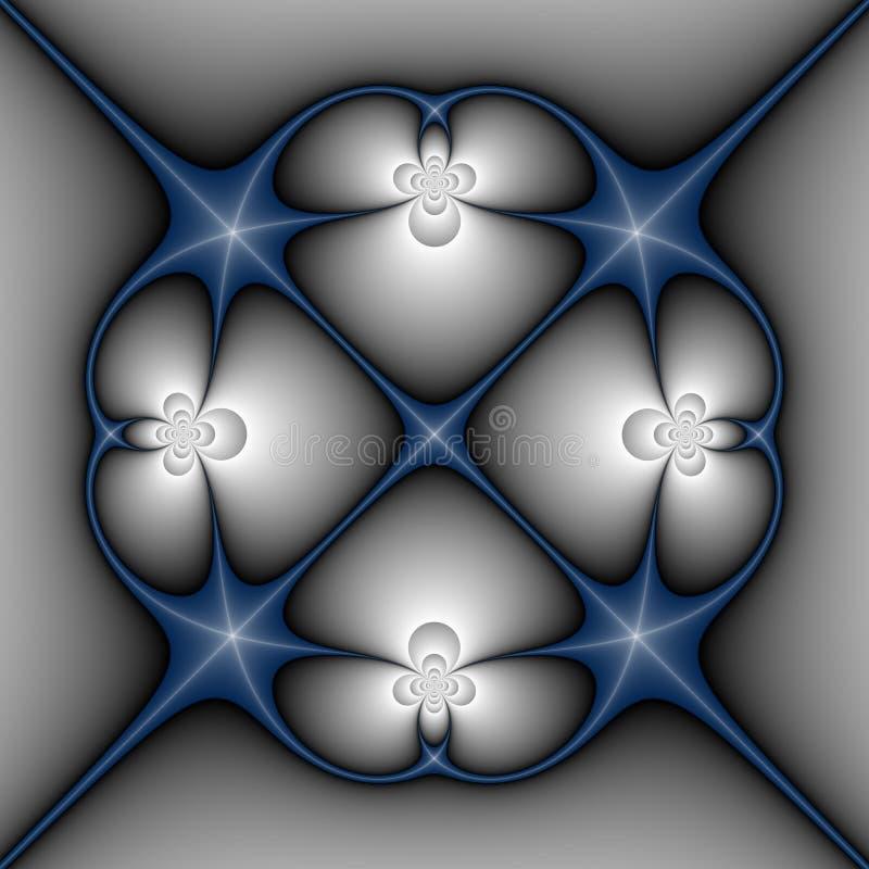 De Cirkel van de ster vector illustratie