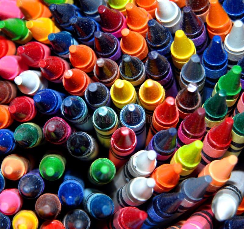 De Clan van de kleur stock afbeelding
