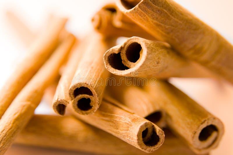 Download De close-up van de kaneel stock afbeelding. Afbeelding bestaande uit kruid - 10775991